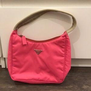 Vintage Prada Tessuto Nylon Handle Bag